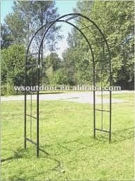 Small Picture Metal Garden Arch The Gardens