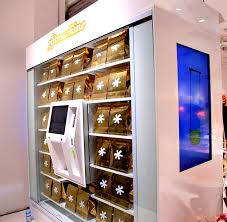 Vending Machines Dubai Enchanting The Gift Machine The Region Receives Its First 48Hour Vending