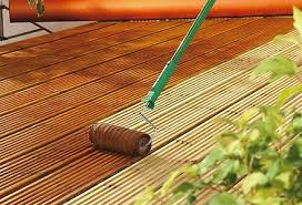 Anti Slip Decking Stain Rescue Paint Wood Deck Floor Protection Deck Oil Paint