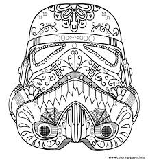 print adult coloring pages. Unique Print Print Starwars Skull Sugar Adult Coloring Pages Free Printable Throughout C