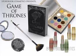 this game of thrones makeup collection is about to make your meval dreams e true