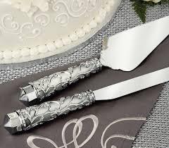 Elegant Wedding Cake Knife Wedding Cake Knife And Server
