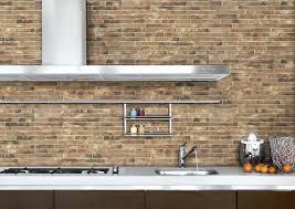 white brick tile backsplash interior white kitchen with brick brick full  size of kitchen with brick