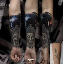 будда татуировки в самаре Rustattooru
