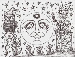 Downloads Online Coloring Page Hippie Coloring Pages 25 On Line