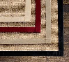 2 sisal sisal rugs are another gorgeous option for natural rugs for banding i like colors that blend with the natural color of the rug vs colors