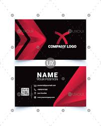 business card template designs black red business card template design with creative abstract