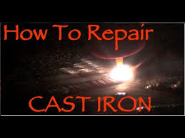 How To Weld Cast Iron A Guide To Your First Repair Part 1 Of 3