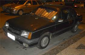 Chevrolet Monza 1990 photo and video review, price ...