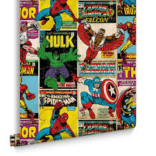 Marvel Bedroom Accessories Marvel Wall Decoration Accessories Graham Brown