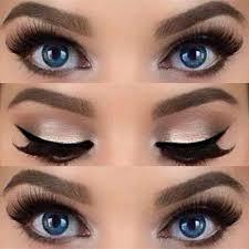 2pcs perfect cat eye smokey makeup eyeliner models template top bottom card auxiliary tools 4
