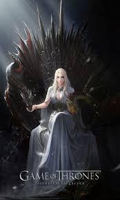 1280x2120 game of thrones daenerys targaryen artwork iphone 6 hd 4k