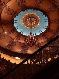 the fox theatre ceiling of fox