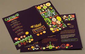 unique brochures 50 beautiful printed brochure designs for your inspiration hongkiat