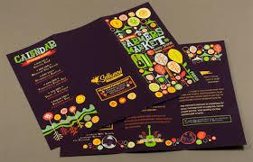 unique brochures 50 beautiful printed brochure designs for your inspiration hongkiat