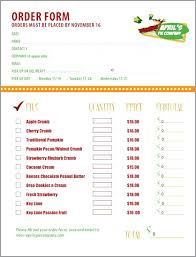 pie order form template cook off judging sheet template pie order form template chili cook
