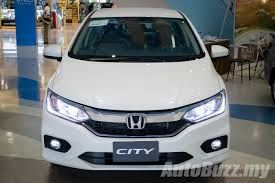 2017 Honda City 15l Facelift With Full Led Headlamps And Fog Lamps