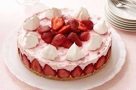 strawberry cheesecake supreme my food