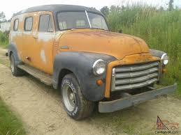 1953 GMC 3100 Panel Truck