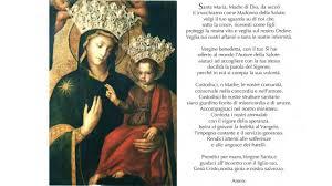 Preghiera Festa della Madonna della Salute - YouTube
