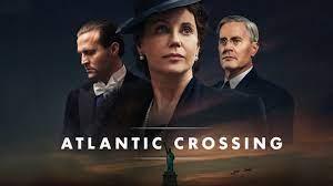 ATLANTIC CROSSING Trailer English/German & Interview with Kyle MacLachlan &  Sofia Helin