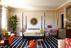 Image Stylish Designer Rug Blog 10 Gorgeous Rooms How To Decorate With Black White Geometric Rugs