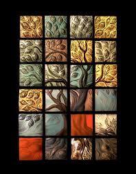 ceramic tile art tree. Plain Tree Tree Of Life Ceramic Tile Mosaicwould Be Beautiful As A Kitchen Back  Splash Or On Bathroom Wall To Ceramic Tile Art