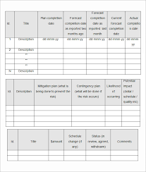 Monthly Report Template Word Monthly Management Report Template 100 Free Word Excel Documents 6