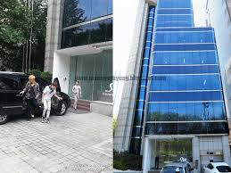 Buiding Manager Exo At New Sm Entertainment Building Manager Hyung
