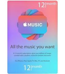 12 months apple