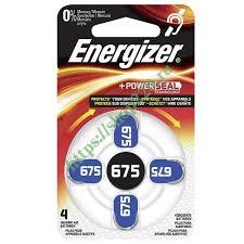 Купить <b>Батарейка</b> ENERGIZER Zinc Air <b>PR44</b>/675/ZA675 ...