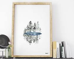 Small Picture Modern home decor Etsy