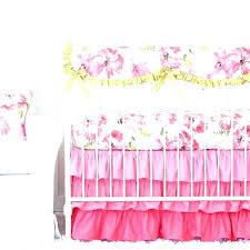 fl baby bedding set fl crib bedding set fl crib bedding set pink petunia crib bedding