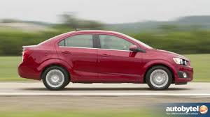 All Chevy chevy cars 2012 : 2012 Chevrolet Sonic Test Drive & Car Review - YouTube
