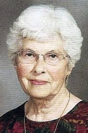 Gertrude Burrow | Obituary | Effingham Daily News
