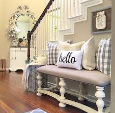 home entryway furniture. Modern Vintage Entryway Bench Home Furniture N