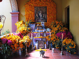 day of the dead in oaxaca a sacred festival altar at oaxaca day of dead