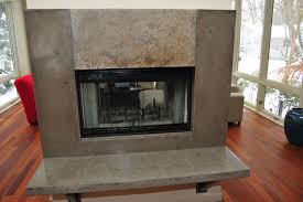 concrete fireplace hearth get domain pictures