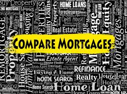 Compare Mortgages Indicating Home Loan And Borrow