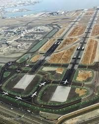 San Francisco International Airport Airports And Runways