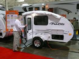 Small Picture Small Travel Trailers from Toronto RV Show Offering Comfort and