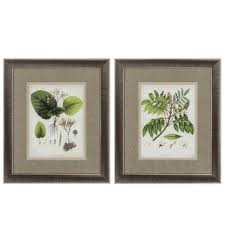 east indian plants 2 piece framed graphic art set on 2 piece wall art wayfair with east indian wall art wayfair