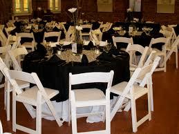 table king al black and white wedding