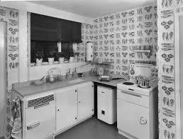 1950 Kitchen Furniture 1950s Kitchen E2bn Gallery