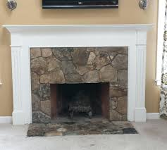Large Stone Fireplace Remodel Fire Fires Stacked Before And After. s Stone  Fireplace Remodel Faux Makeovers Airstone. Stone Fireplace Makeover Photos  s ...