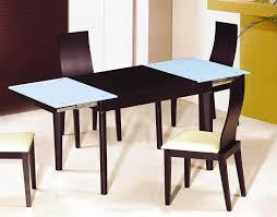 At Home Usa Gianni Wengewhite Glass Ultra Modern Dining Table W