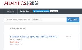 20 Websites To Find Data Science Jobs Springboard Blog