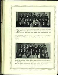 Evening Commerce Undergraduates: B. Lifka; O'Brien; Baudendistel; Rodjus;  Reardon; Tyler; Sullivan; Harvey; Dee; Collins; W. Lifka; Jahnke; Flood;  Berninger; Garry; Meter; Croake; Kavanaugh; O'Neil; Wagner; McGovern;  Peters; Mann; Harth; Professor ...