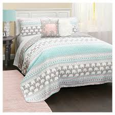 Comforter Quilt Sets: Seashore complete comforter set bed bath beyond. & ... Comforter Quilt Sets : Elephant stripe quilt bedding set target ... Adamdwight.com