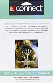 Connect 1-Semester Access Card for Thermodynamics: An Engineering ...
